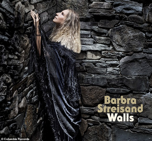 Streisand describes her album Walls released today as