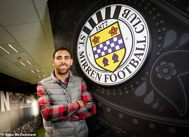 Anton Ferdinand wants to save St. Mirren from a sad start to the season
