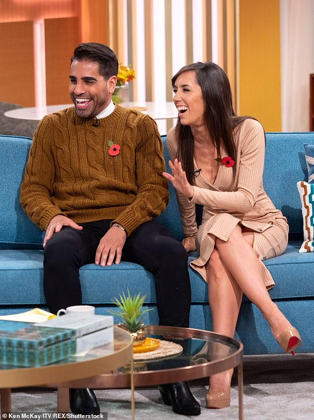 Campaigner: Dr. Ranj, 39, hopes to use his platform to reduce homophobic prejudice in the medical profession (Photo by Janette Manrara this morning)