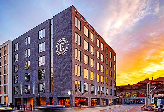 The Moment: The East London Hotel is conveniently located in a trendy part of the city