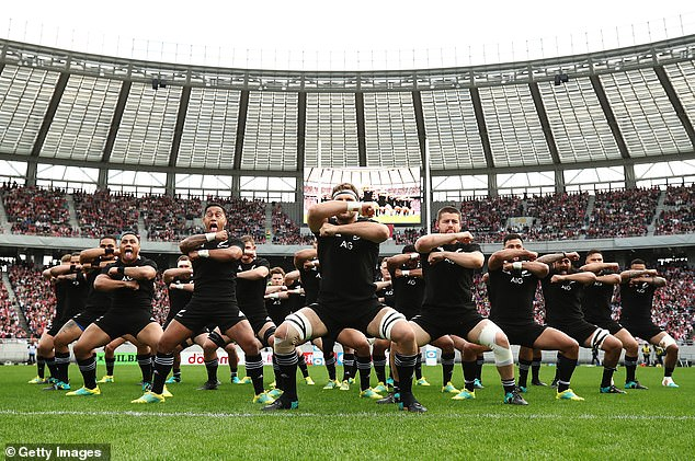 Te & oo; o insists that he is not discouraged by the All Blacks and that England has nothing to fear