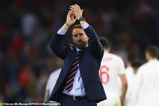 Gareth Southgate will name Rooney in his team and give him the captaincy
