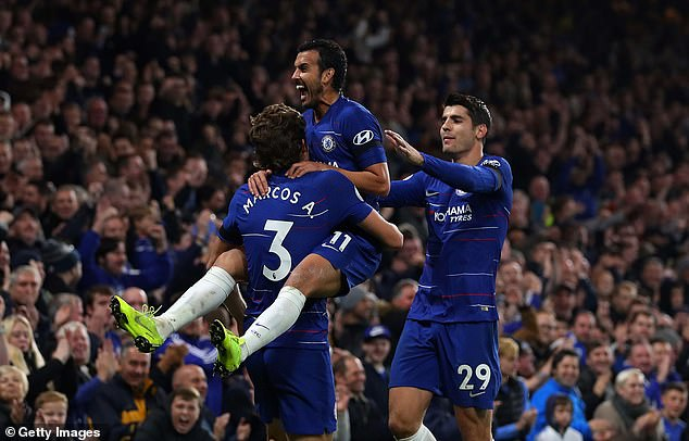 Chelsea continued the unbeaten start to the season with a 3-1 win over Crystal Palace