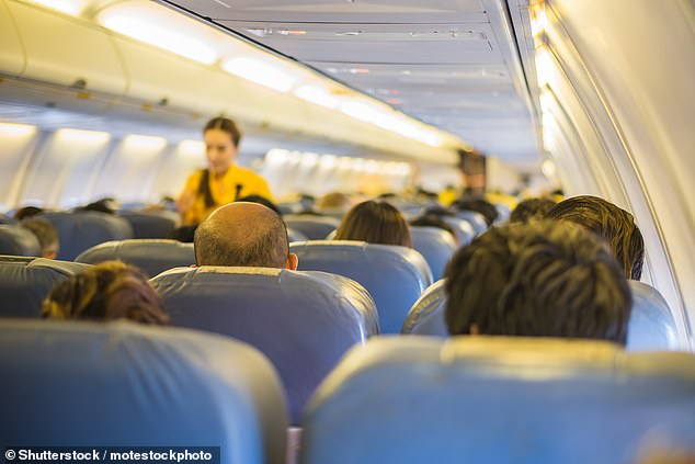 """The tactic """"I'm lost"""" is sometimes used by business travelers trying to sneak into the business class"""