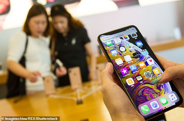 For years, there has been a playful feud between iPhone and Android users - and new research suggests there are indeed differences between the types of people who favor each brand. File photo
