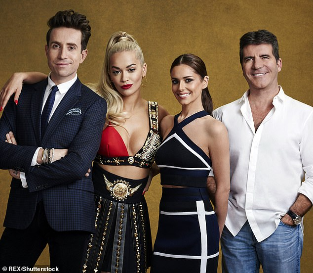 Veteran judge:While she returned to The X Factor in 2015 as a judge [above], she has not yet performed on the show since 2014