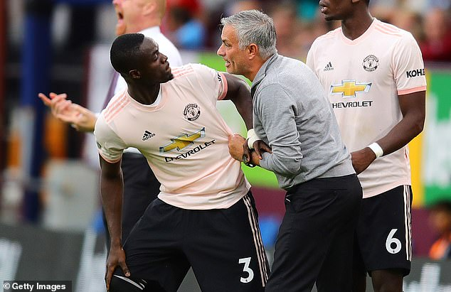 The Ivorian defender fears he has fallen out of favor with United coach Jose Mourinho