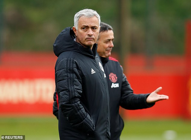 Mourinho will want to get United's European campaign against Juventus going