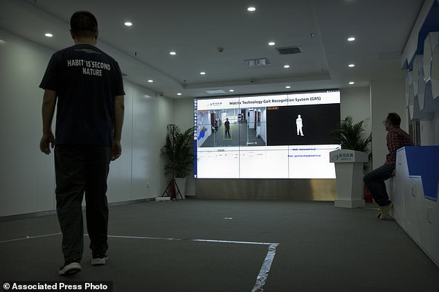 Although the software is not as good as facial recognition, Huang said the accuracy rate of 94 percent is sufficient for commercial use. He hopes it can be used alongside face recognition