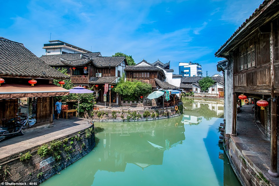 Xinshi is a Chinese water city that was built around 1,000 years ago. China can be overwhelmingly industrial and wonderfully quaint ...