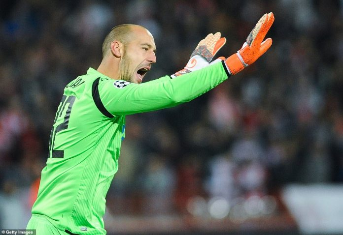 Milan Borjan instructs his team to calm down and calm down in the face of pressure from Liverpool