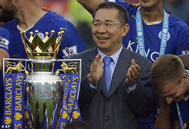 Vichai Srivaddhanaprabh died in a tragic helicopter crash that killed four more people eleven days ago
