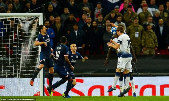 The English striker scored his 13th UEFA Champions League goals in his last 14 games, earning his team three crucial points