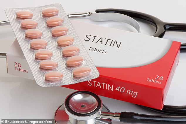 Side effects - such as the risk of diabetes, erectile dysfunction, sleep disorders, and muscle aches - kill 45 percent of people over the age of 65 within 12 months