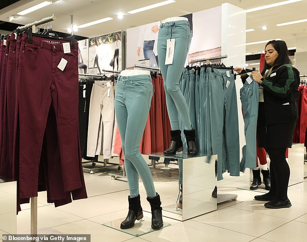 """Must change: Mr. Rowe said the culture of M & S is """"muted, slow and hierarchical""""."""