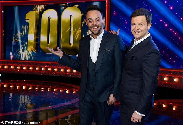 Rumour has it:Ant McPartlin and Declan Donnelly have reportedly had 'crisis talks' about their plans to present together next year
