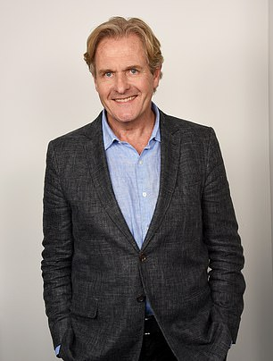 Joining McNally will be Robert Bathurst (pictured) who will take on the part of silver-tongued Sergeant Wilson, originally played by John Le Mesurier