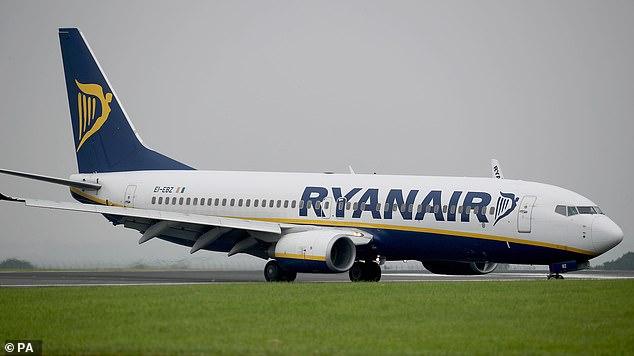 Ryanair ha tenido un avión incautado por las autoridades francesas en un intento por forzar a la aerolínea a pagar ayudas públicas ilegales (foto de archivo)