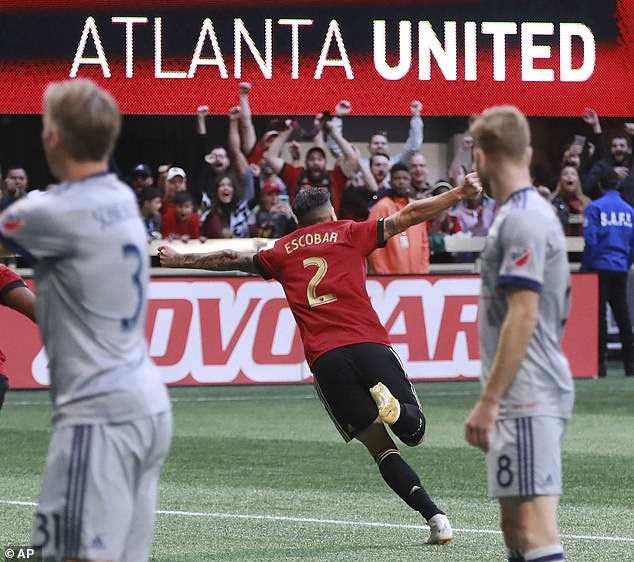 Atlanta is a passionate sports city, but many of their fans come from afar to see the team