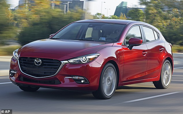 The next and sportier Mazda3 will be available in the UK from next spring. It is equipped with the option of a 2.0-liter SkyActiv-X petrol engine