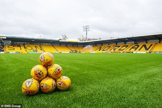 Celtic face Livingston on Sunday - currently one of three synthetic surfaces in the division