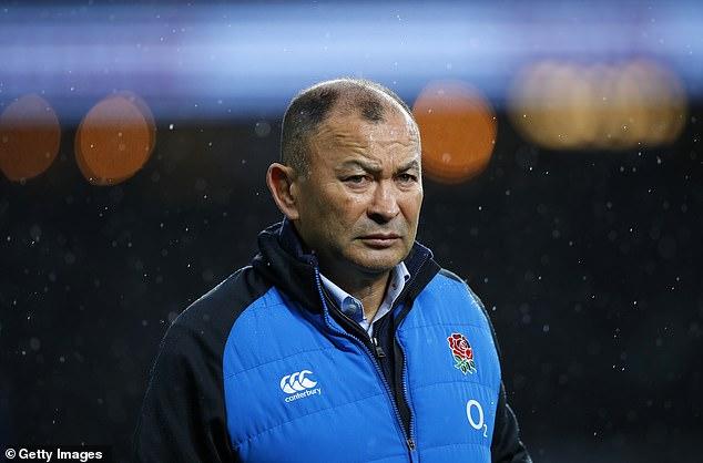England coach Eddie Jones can be pleased with his team's performance at Twickenham