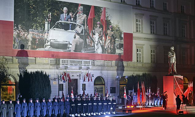 Polish leaders to walk with nationalists on... | This is Money