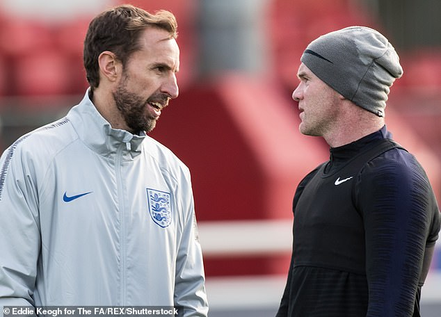Gareth Southgate welcomed Rooney back into the England set-up for the USA friendly