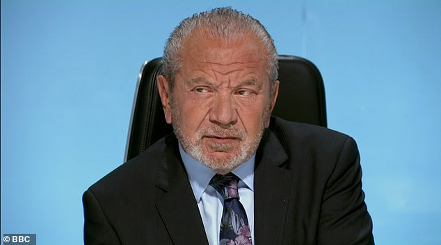 "Thanks, but no thanks! 'It's no disrespect to Lord Sugar. I want him to know I very much respect him for his achievements,' he told MailOnline. 'But those people that say ""Thank You"" after they're fired... why thank him for firing you?'"