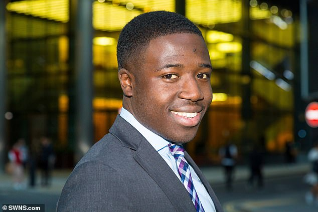 Now 22, Reggie not only has a degree under his belt, but a dream job in investment management, a role that also allows him to mentor other youngsters from disadvantaged backgrounds