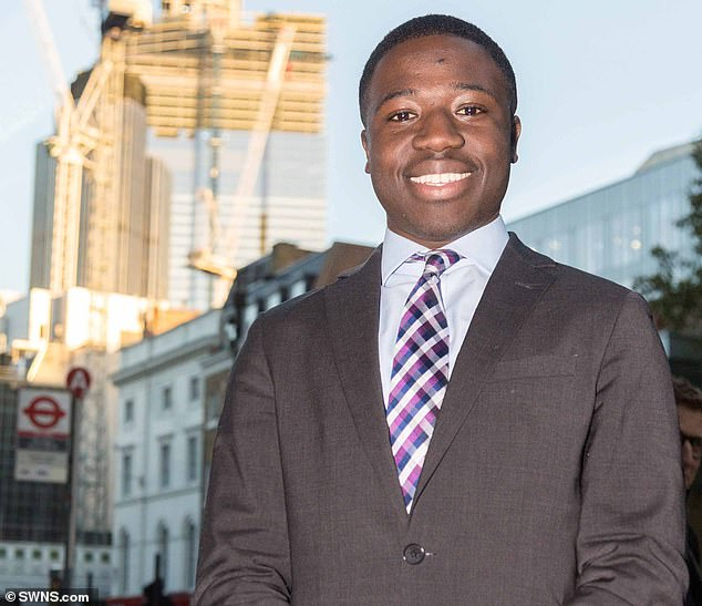 He introduced himself as Reggie Nelson, and explained that he lived on an East End council estate and simply wanted some advice about how he too could one day live in a wealthy area like this.The inspiring story, which came to light after a BBC reporter attended an event where Reggie was giving a talk on mentoring, is proof of how one small action can change a life