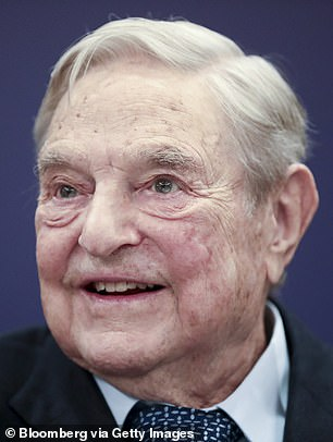 George Soros today