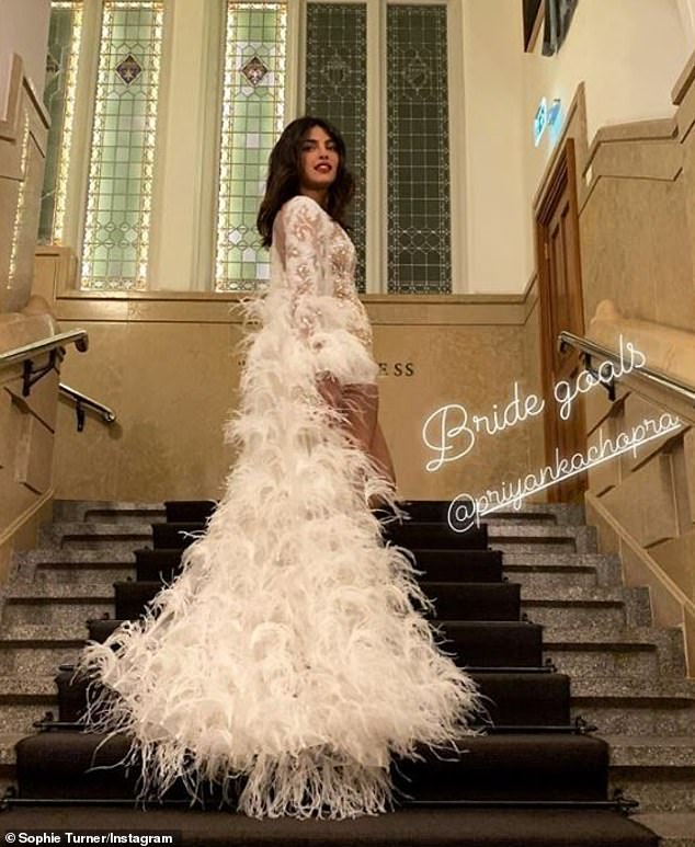 Bride goals: Nick and Priyanka will wed at a lavish palace in India on December 1