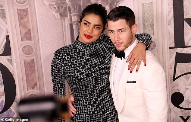 Romantic! Nick and Priyanka started dating in May of 2017 and made their public reveal at the Met Gala