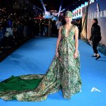 Amber Heard stuns at the Aquaman premiere in London