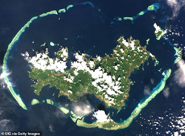 Researchers and earthquake enthusiasts who spotted the signals have narrowed down the origin to a region just off the coast of the island Mayotte (shown), in the Indian Ocean. But, no one's quite sure what caused the strange event
