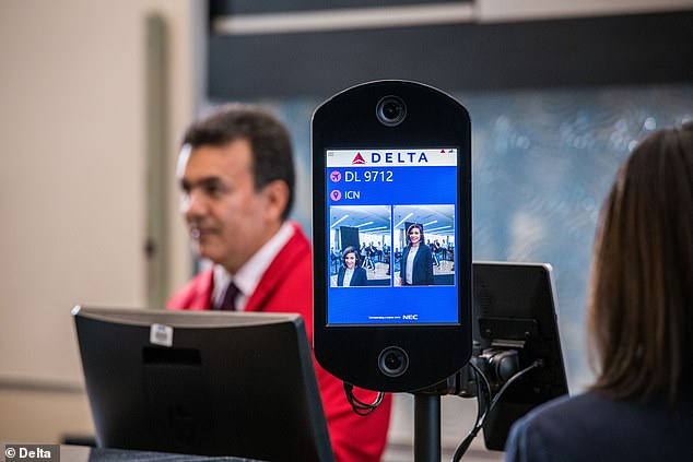 Delta launched the system with the idea that passengers will no longer need to use their passport to get through checkpoints around the airport.However, customers will still need to keep their passport on hand for use in other airports without biometric security systems