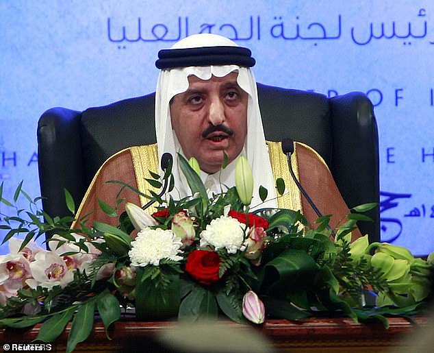 Prince Ahmed bin Abdulaziz, 76, younger full brother of King Salman and uncle to the crown prince is the preferred candidate for the throne, according to sources within the Saudi court