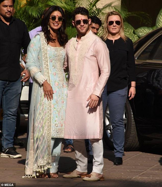 Nick Jonas Und Priyanka Chopra Heiraten In Einer Westlichen