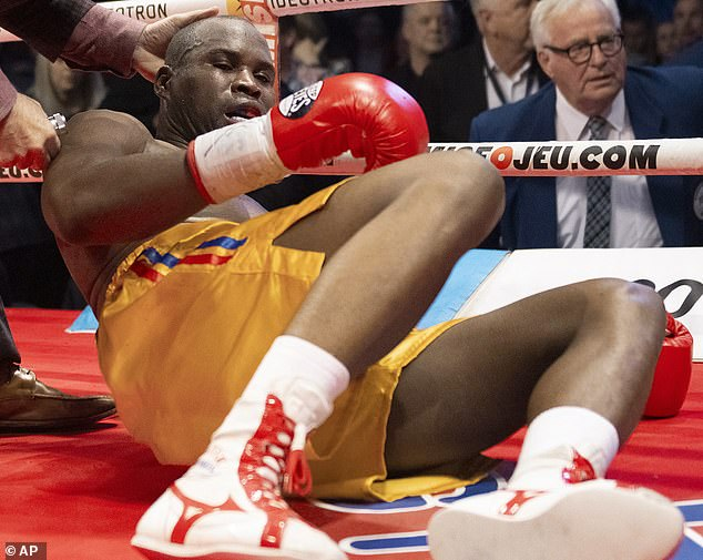 Canadian boxer Adonis Stevenson is in a critical condition in hospital after losing the World Boxing Council light heavyweight title in Quebec City on Saturday night