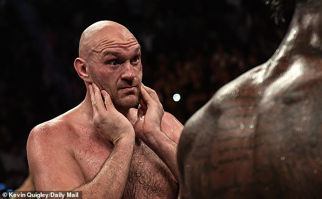 The Bronze Bomber said he and Fury are making boxing exciting and important once more