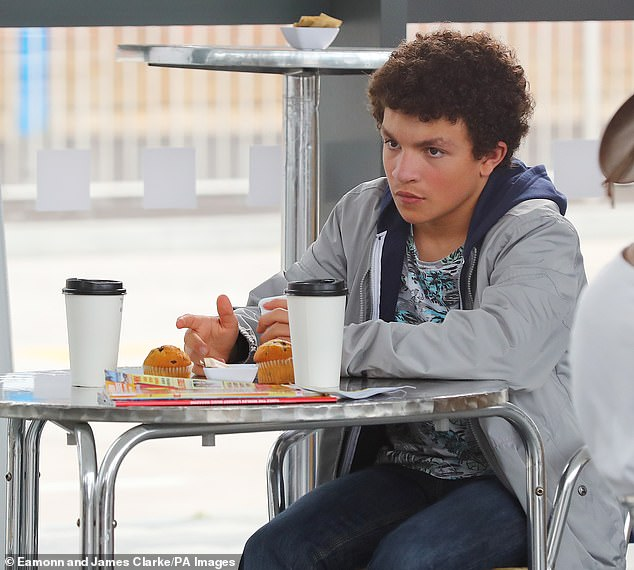 Screen career: Alex has become a regular on Corrie, since joining the soap a decade ago