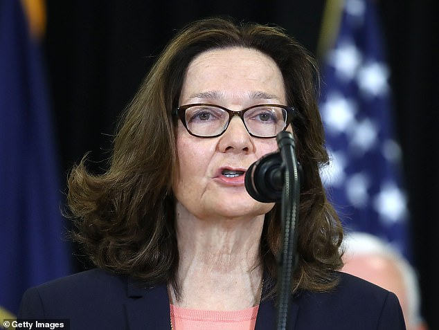 CIA Director Gina Haspel briefed a select group of senators this morning on Jamal Khashoggi's murder at the insistence of lawmakers demanding an assessment on the Saudi crown prince's knowledge of the death