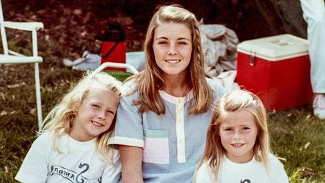 Dawson, 70, a schoolteacher, was having an affair with 17-year-old former student Joanne Curtis and is accused of killing his wife to move on with her. She took up the role of mother to Dawson's children Shanelle and Sherryn after Mrs Dawson disappeared