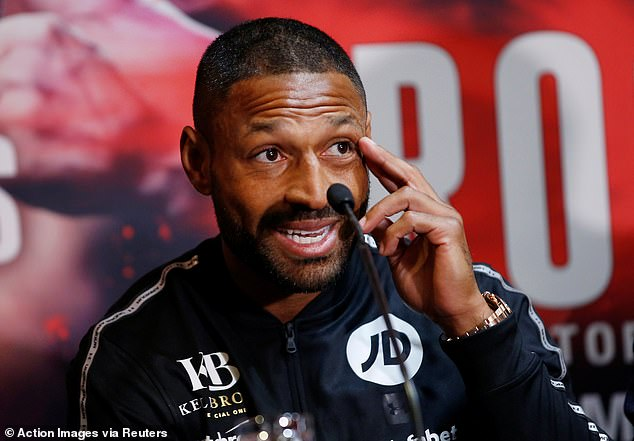 Kell Brook labels Amir Khan a 'con man' as he reiterates his desire for a domestic contest