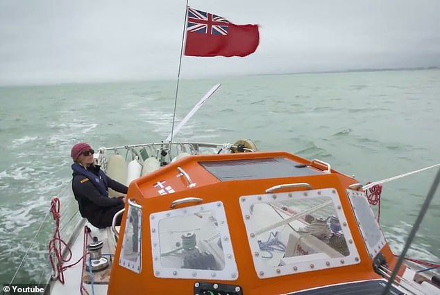 Susie becomes the fifth Golden Globe Race entrant in this years edition to have abandoned the race due to their boat being dismasted