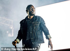 Kendrick has been nominated for eight Grammys