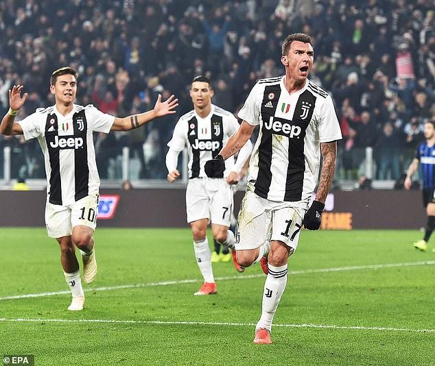 Italian giants Juventus maintained the unbeaten Serie A season on Friday night