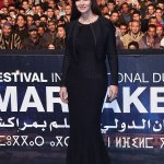 Classic Beauty:Monica Bellucci at Marrakech International Film Festival
