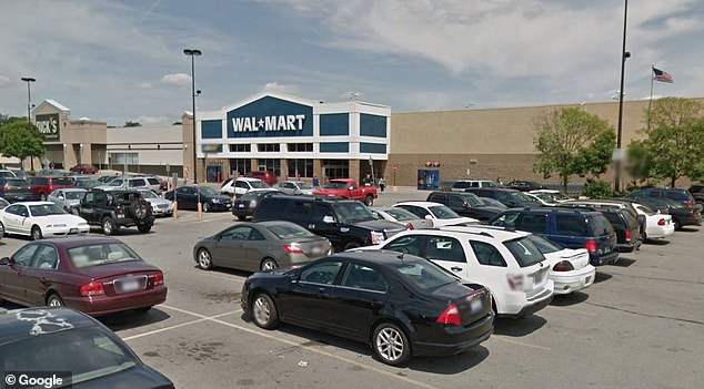 Police were called to the Walmart in Boardman Township after the woman stole a bag. They also found drugs in her purse